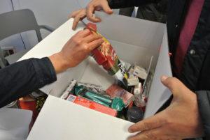 Douceurs en Boîtes - Confection d'une boîte