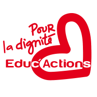 educ'actions rouge PNG